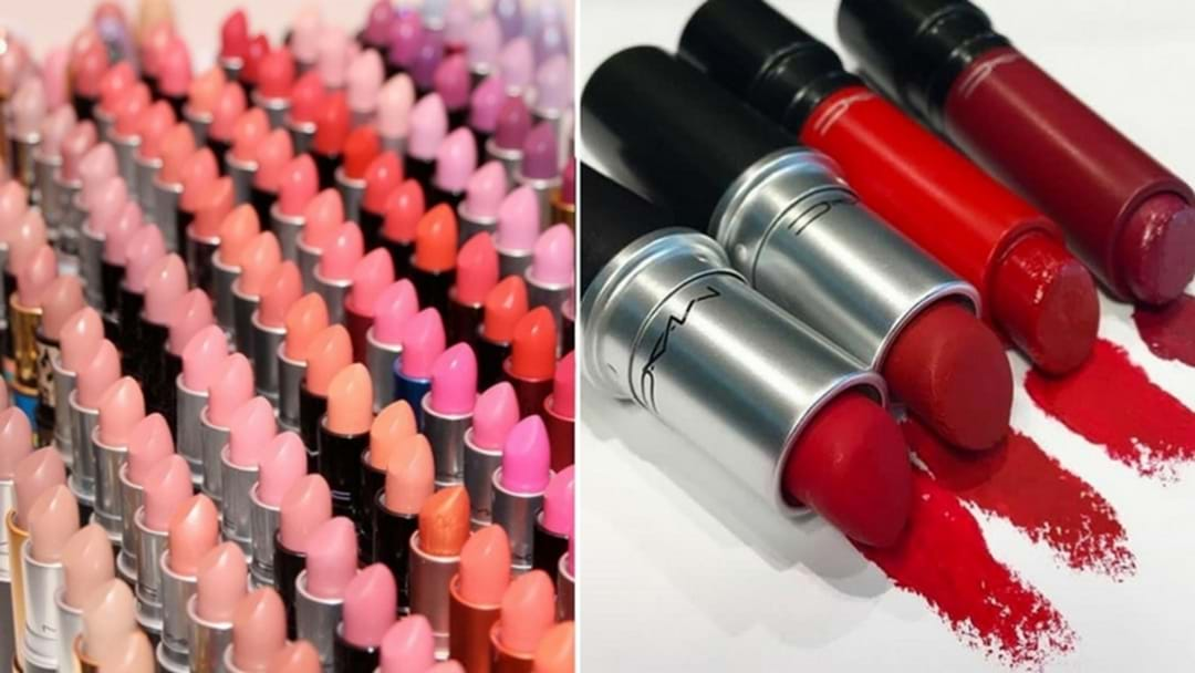 MAC Cosmetics Is Giving Away FREE Lipstick Tomorrow!!!