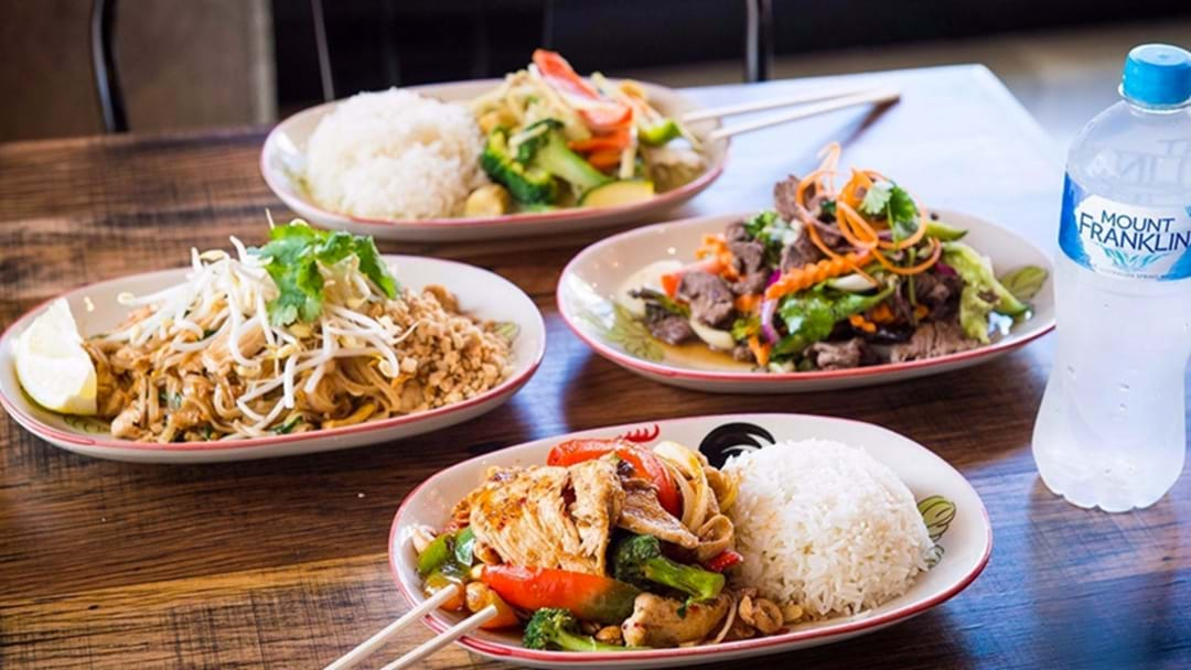 Fancy Some Thai? Well You Can Get It In Sydney For $6
