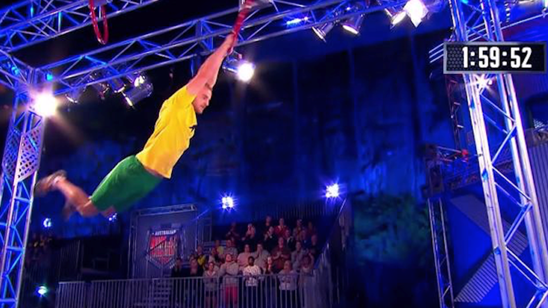 Australian Ninja Warrior's Fred Is Looking For A Roomie