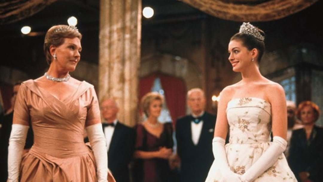 A Script For 'The Princess Diaries 3' Exists & Fans Are Losing It
