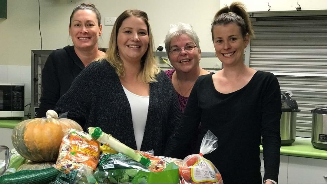 North Wagga Kids Enjoy Healthy Menu