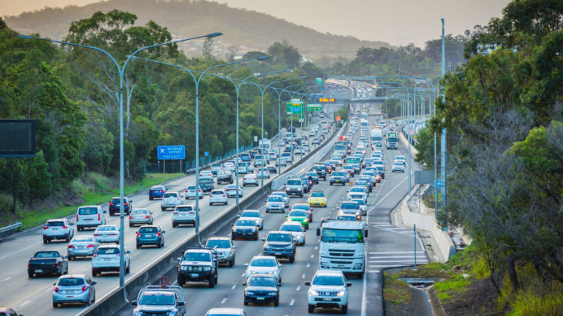 Article heading image for A Heads Up The Left Lanes Of The M1 Will Be Truck Central From TONIGHT