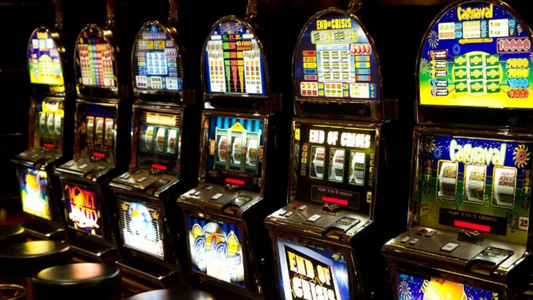CANBERRANS THINK POKER MACHINES ARE HURTING THE COMMUNITY