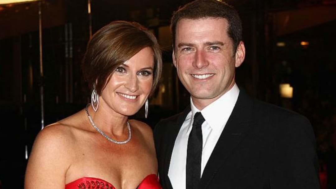 Karl Stefanovic's Ex-Wife Cassandra Thorburn Discusses His Engagement