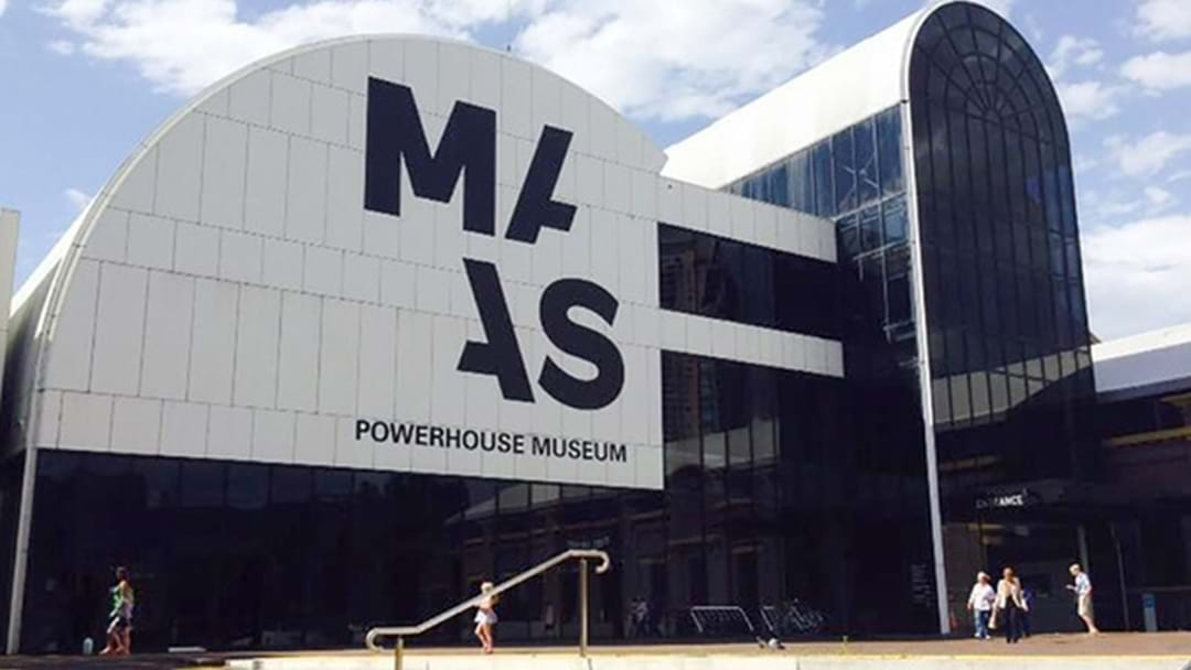 Sydney's Iconic Powerhouse Museum Is Moving Locations For Good