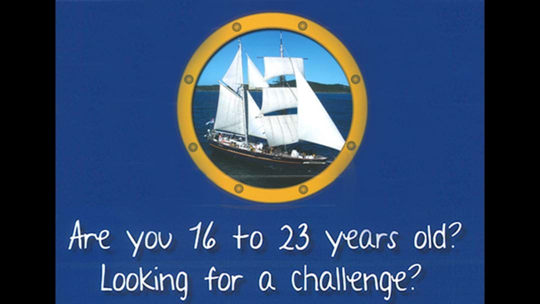 Youth Council to Offer Young Resident a Chance to Set Sail on Tall Ship