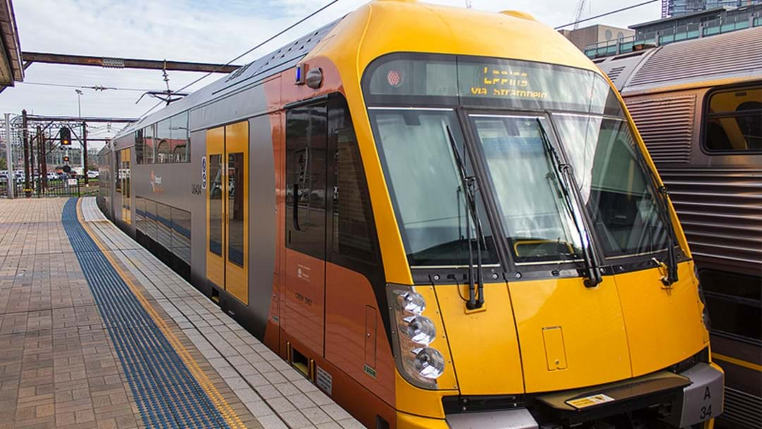 MAJOR Delays On Sydney Trains This Morning After Fatality
