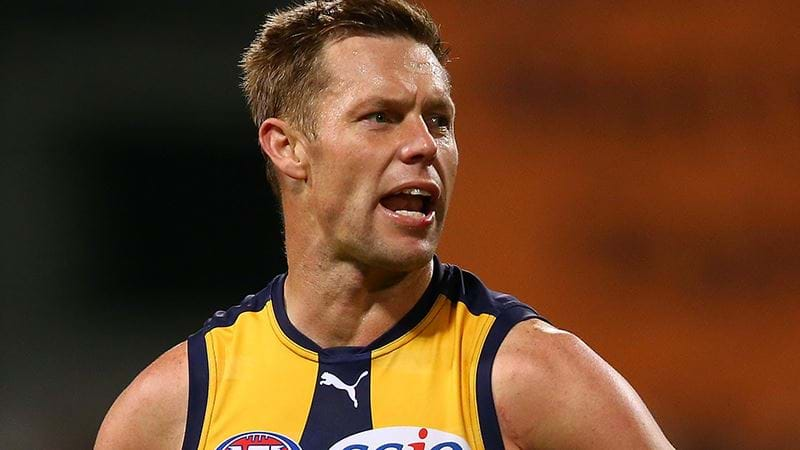 Sam Mitchell announces AFL retirement to become West Coast Eagles assistant coach