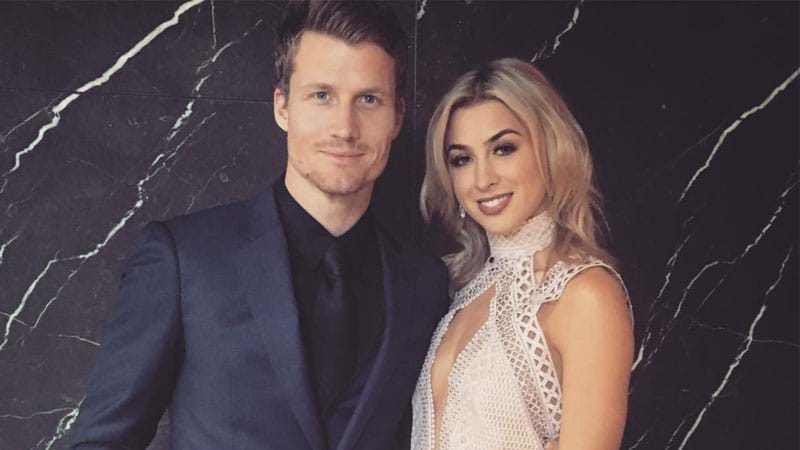 Article heading image for Richie Strahan Has Broken His Silence On Break Up With Alex Nation