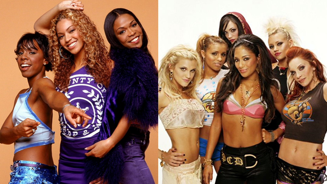 Destiny's Child & Pussycat Dolls Dance Workshops on the GC!