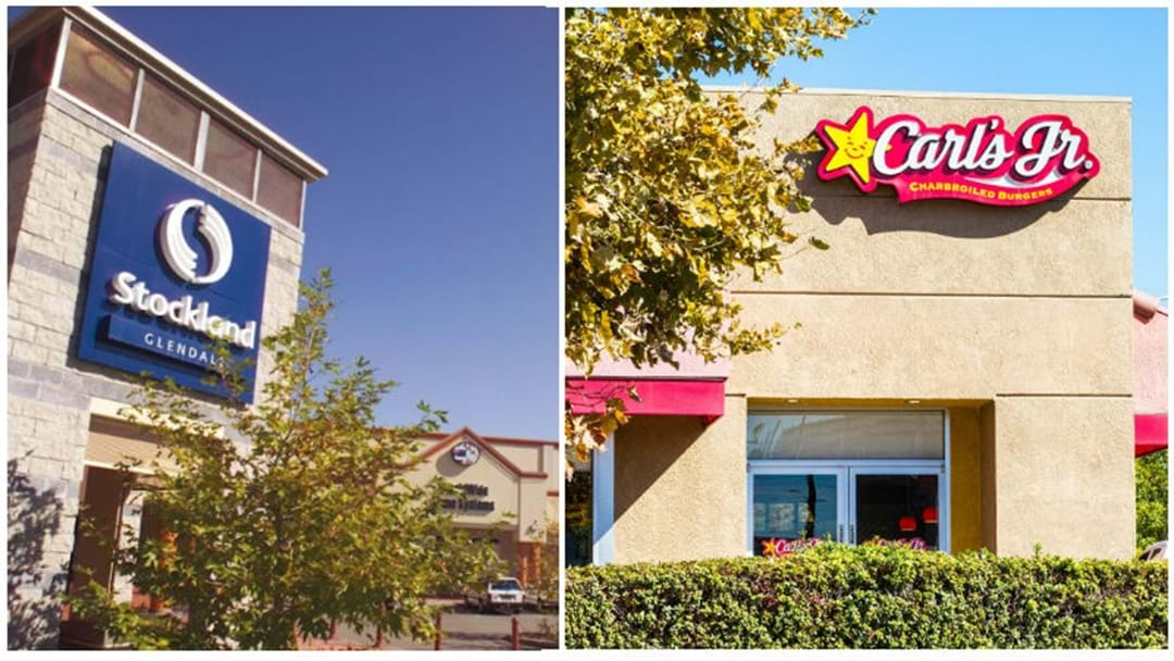 Carl's Jr Coming To Glendale