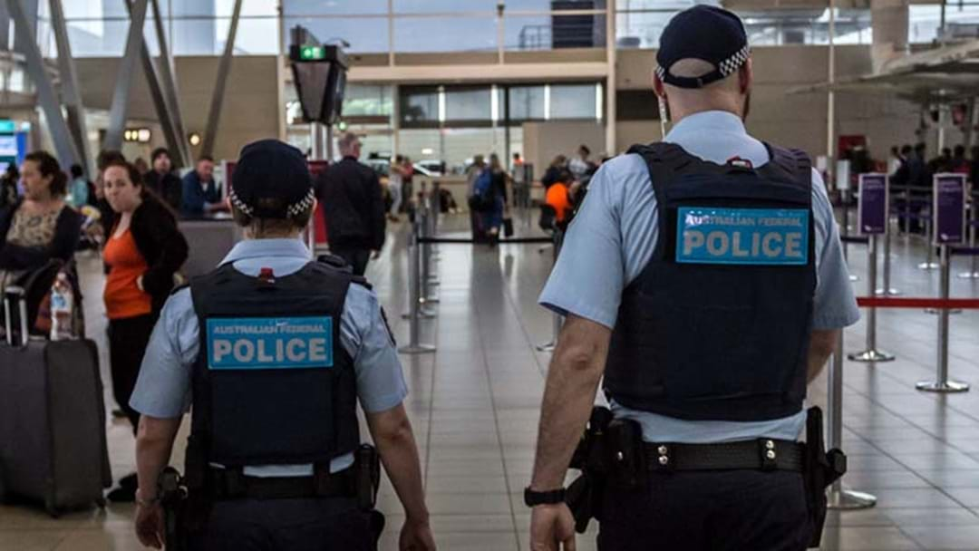 Two Men Charged Over Sydney Terror Plot