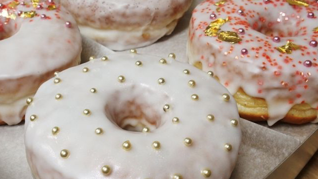 Prosecco Doughnuts Exist & Get Yo Wallets Out!