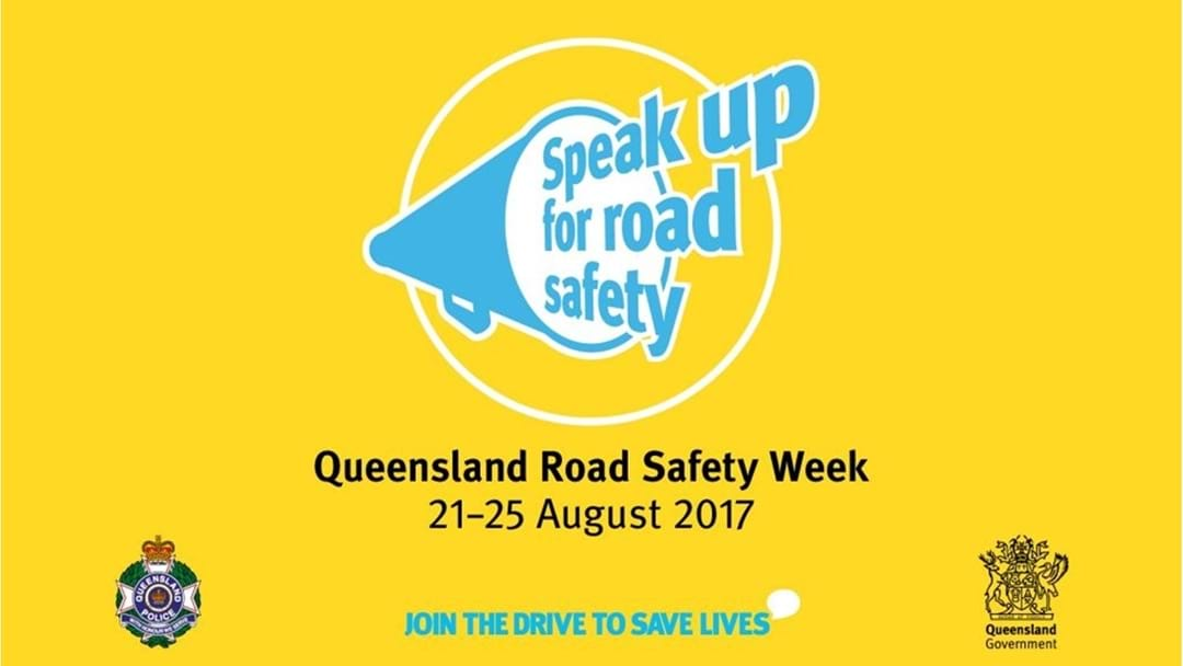 Queensland Road Safety Week