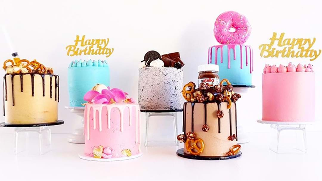 Send Your Mates A Birthday Cake With Sydneys Own Cake Mail