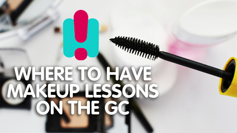 Article heading image for Where To Have Makeup Lessons On The Gold Coast