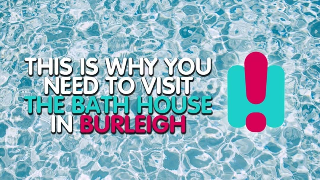 You NEED To Check Out The Bath House In Burleigh Heads