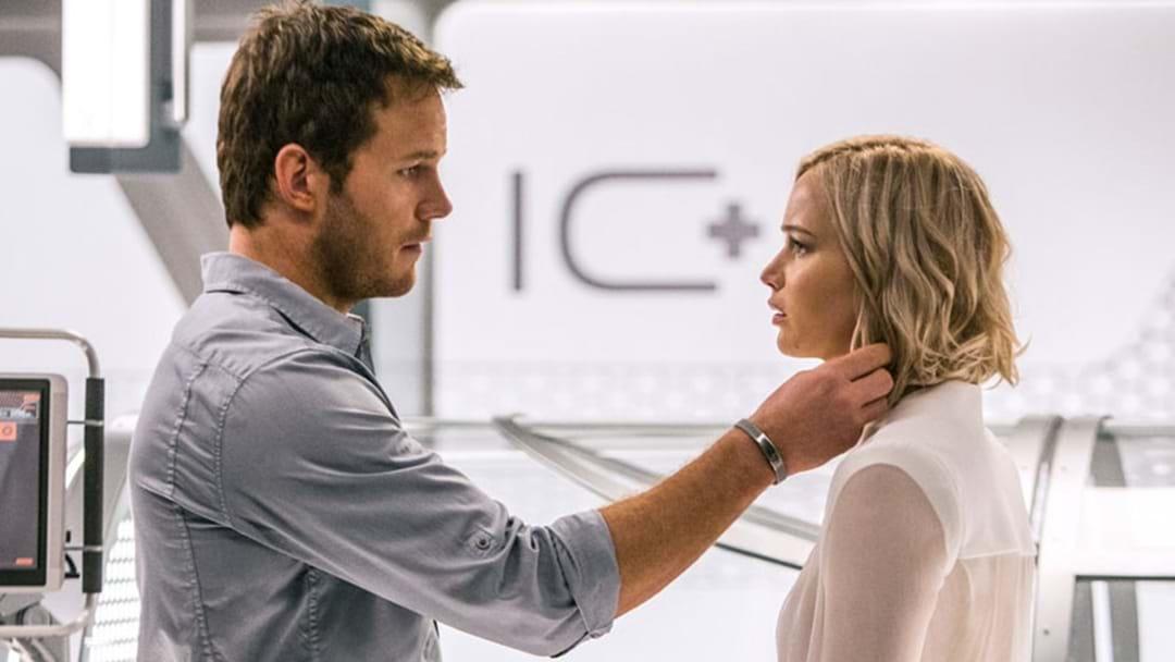 Fans Are Jumping On Jennifer Lawrence For Chris Pratt & Anna Faris' Split
