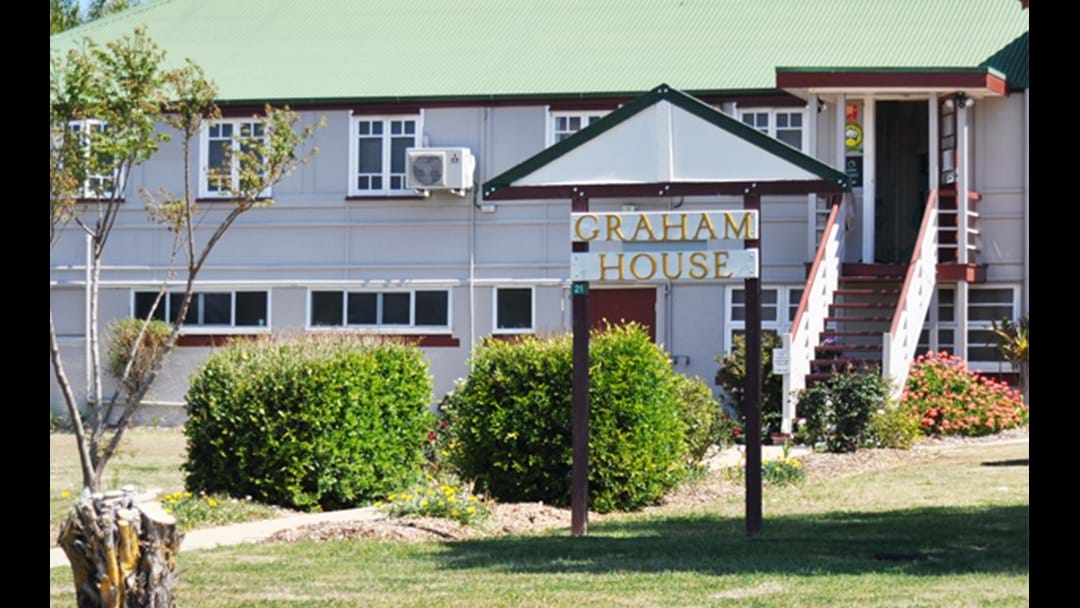 Back by Popular Demand The Graham House Community Fundraiser