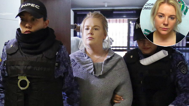Australian accused drug trafficker Cassie Sainsbury's plea bargain has been rejected