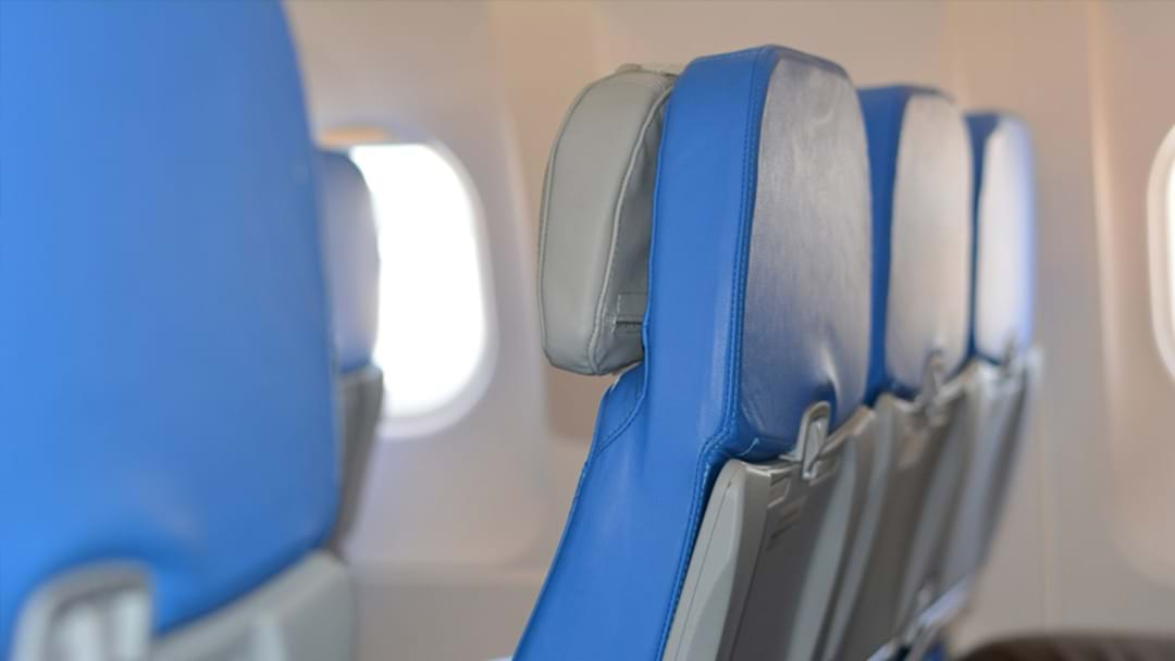 The Real Reason Behind Why Plane Seats Are Always Blue