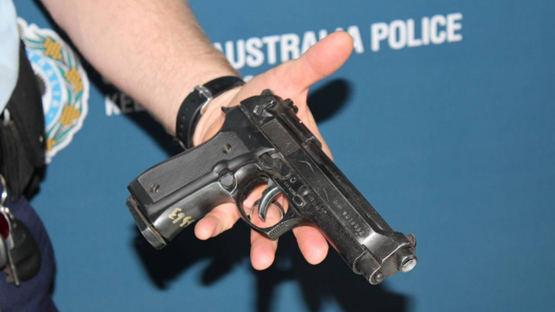 South Aussies Hand In 20 Guns A Day