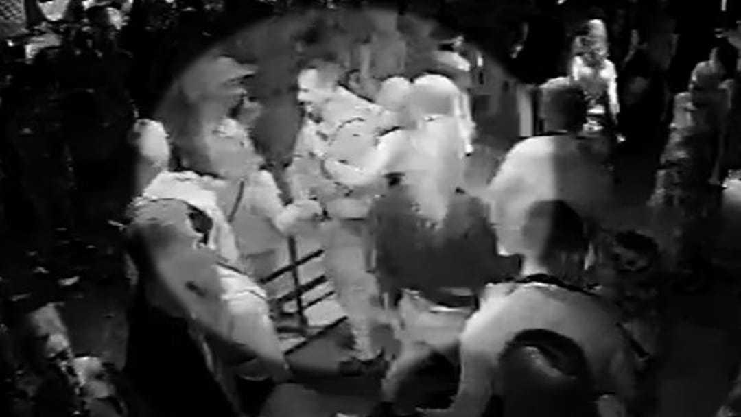 CCTV Footage Shows Police Dancing With Swingers Hours Before Couple Shot At Inflation Nightclub