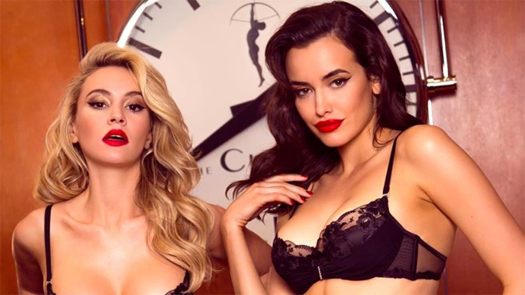 People Are Still Outraged By Those Lingerie Posters In Rundle Mall