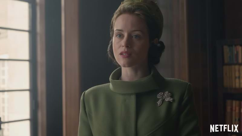 Article heading image for Netflix Drops Teaser For Season 2 Of 'The Crown' So Prepare The Tea