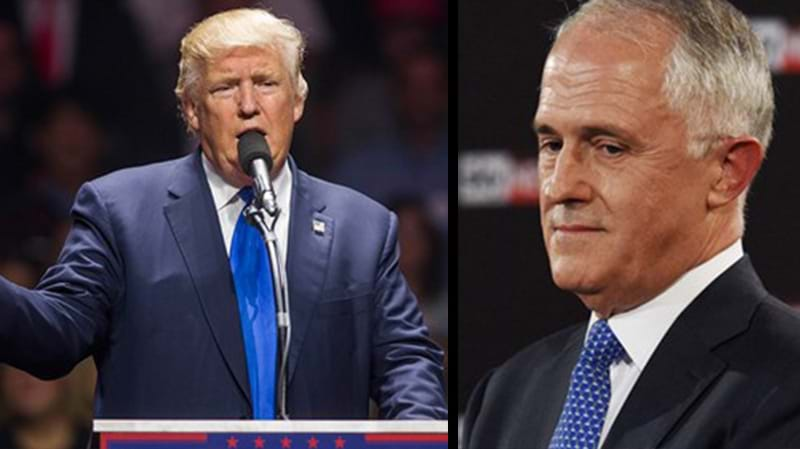 Turnbull has 'constructive' call with Trump over North Korea