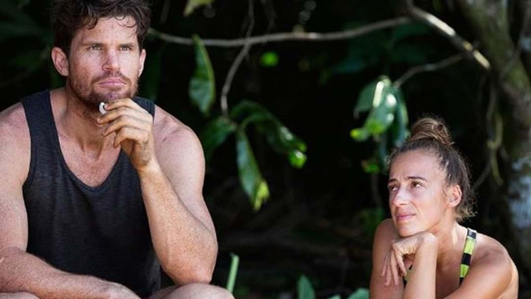 Samantha Has Confirmed That She's Dating Her 'Survivor' Teammate Mark