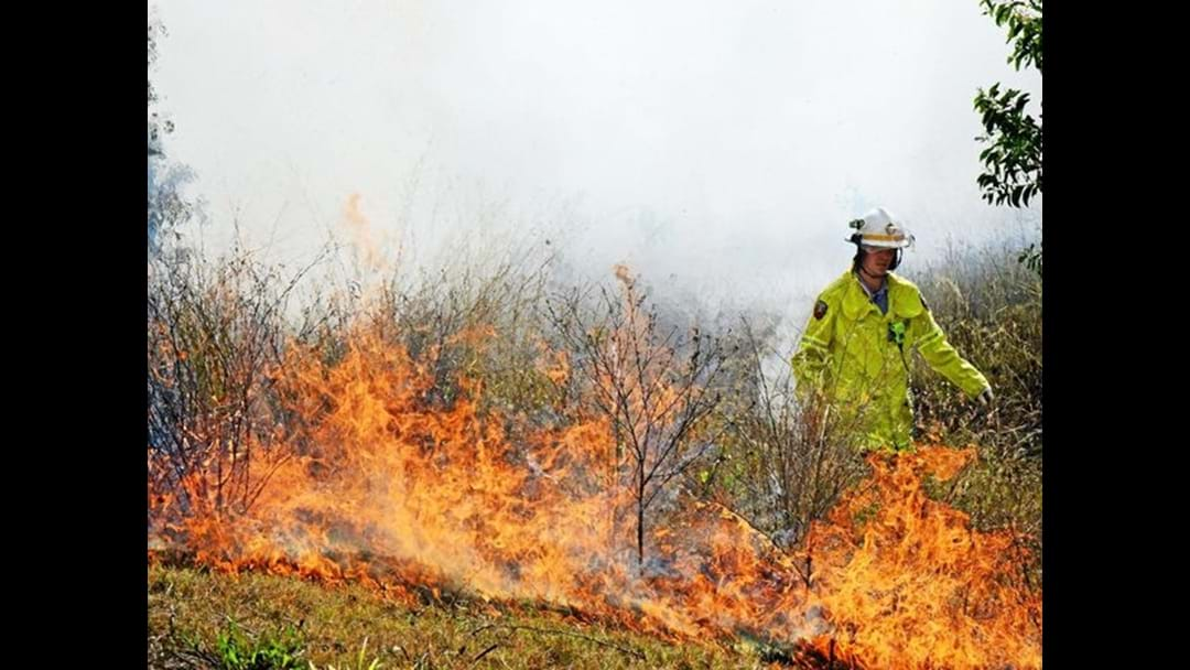Soaring temperatures and dry conditions put firefighters on alert