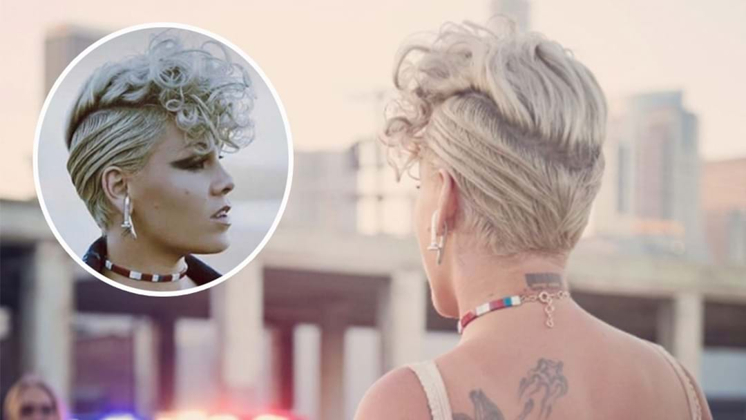 P!nk Is Hitting The World Famous Rooftop!