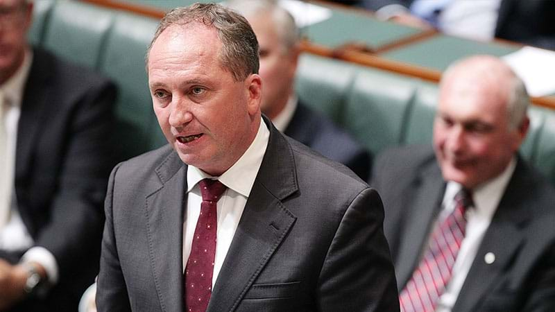 Article heading image for Insufficient Evidence In Barnaby Joyce Sexual Harassment Claim