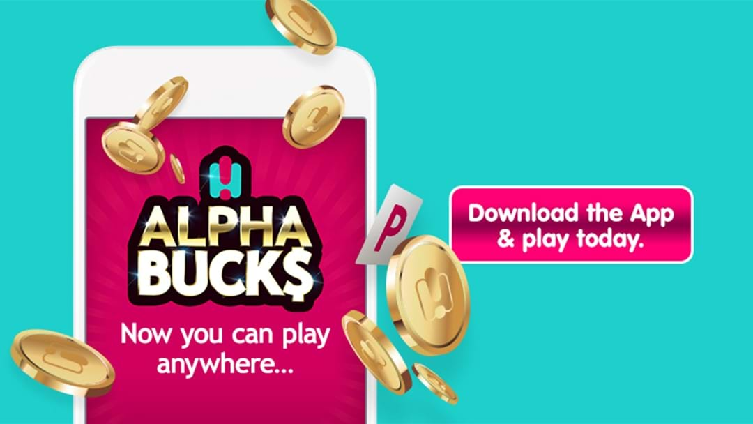 Grab The AlphaBucks App And Win $1000's Weekly