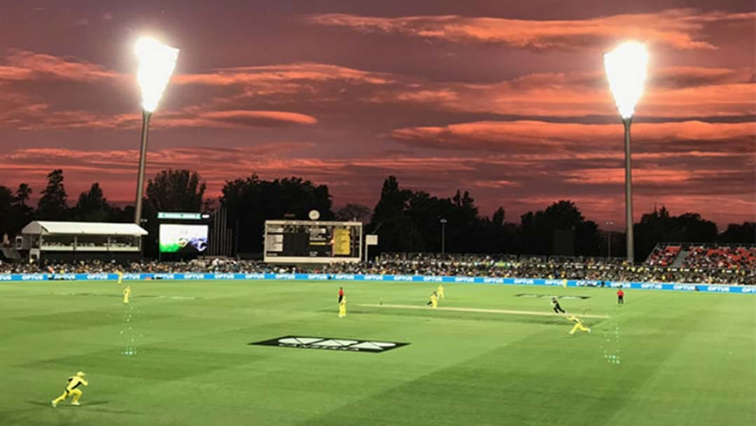 Canberra Axed by Cricket Australia