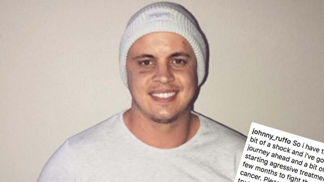 Johnny Ruffo Attends His First Red Carpet After Brain Cancer Diagnosis