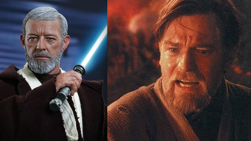 Article heading image for Obi-Wan Kenobi Is Getting His OWN Star Wars Film