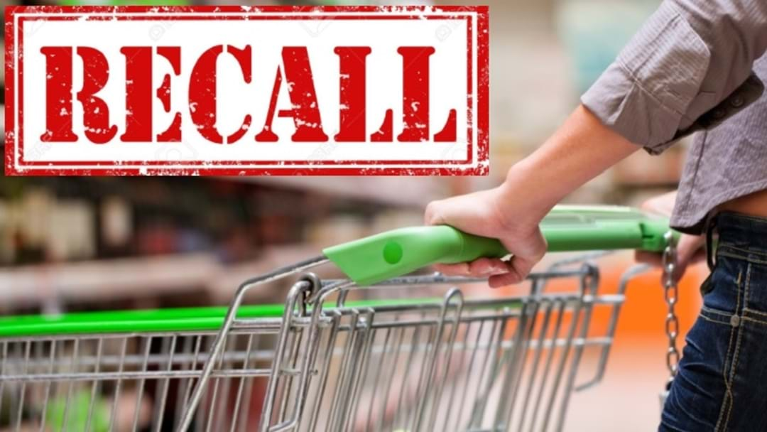 Frozen Vegetable Recall