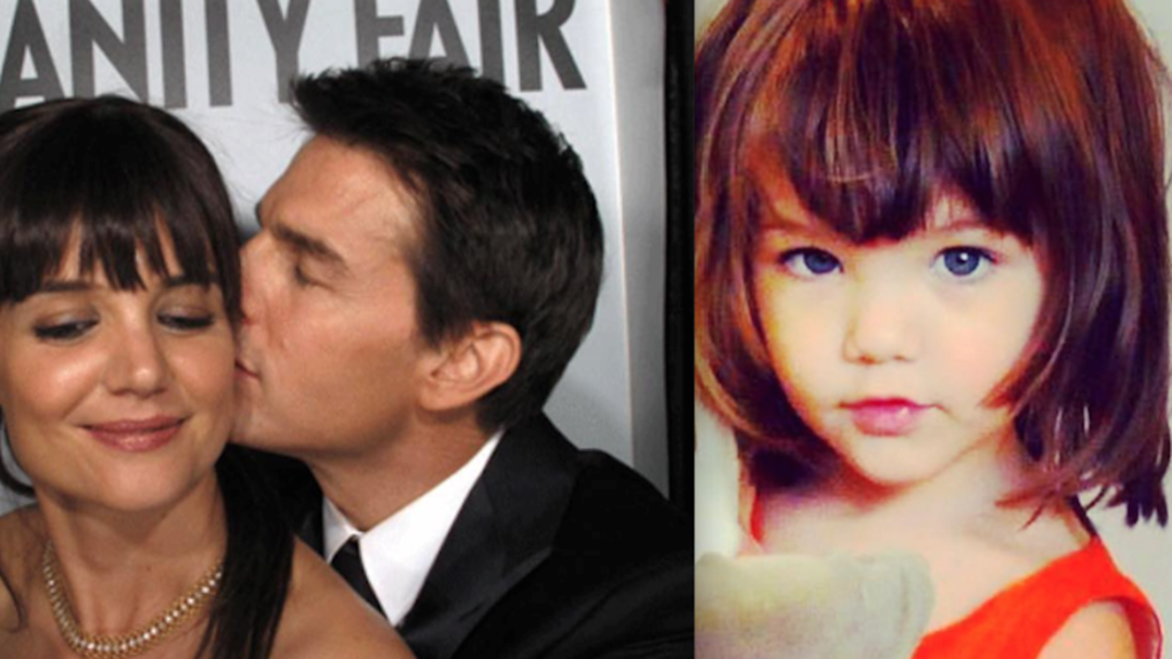 Suri Cruise Looks EXACTLY Like Tom These Days