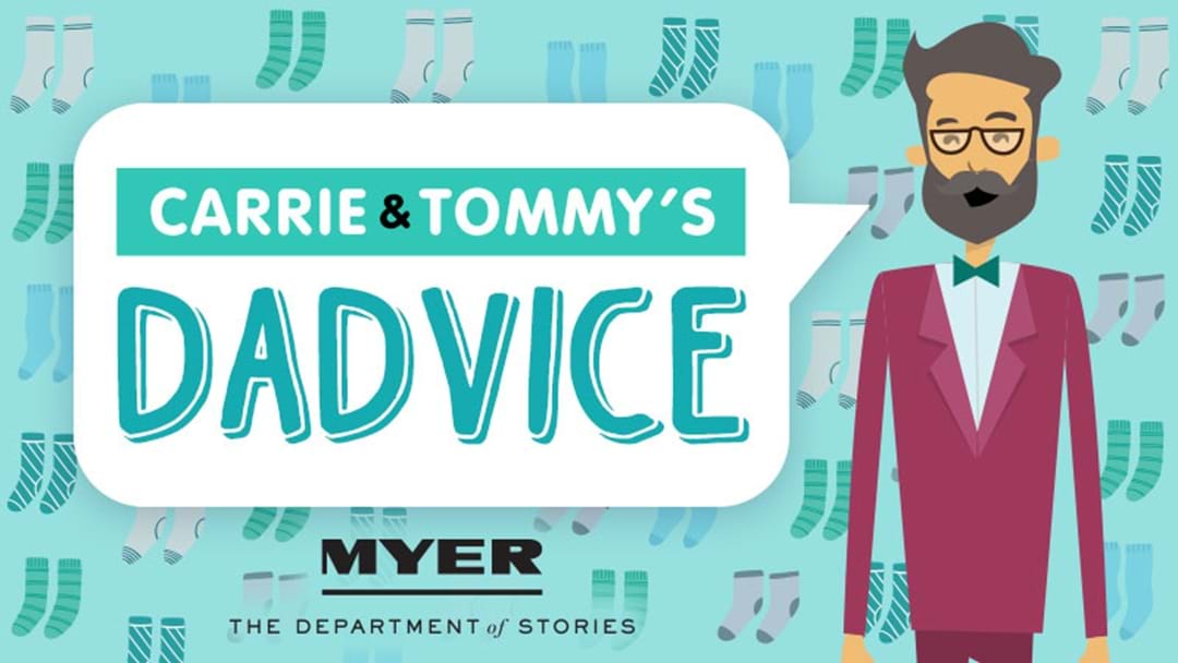 Win $1000 to spend at Myer for Father's Day