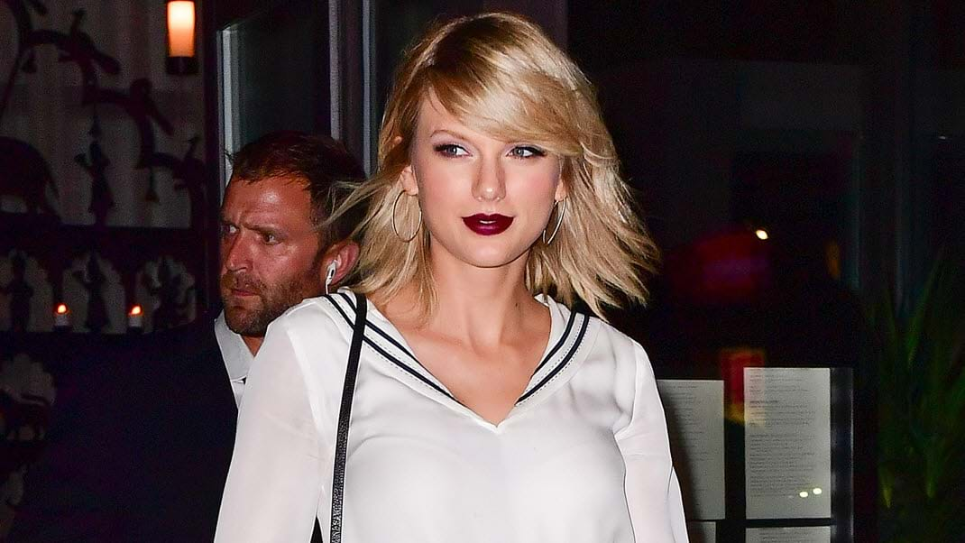 Taylor Swift Announces New Album, Release Date""