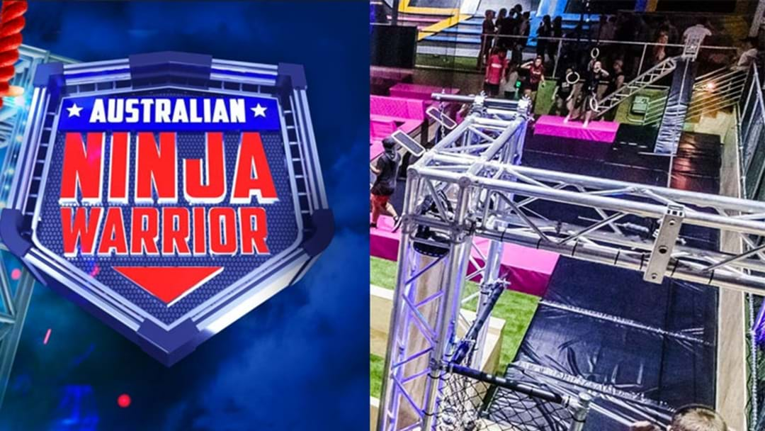Australia Just Scored A Real Life Ninja Warrior Course That You Can Test Your Skills In!