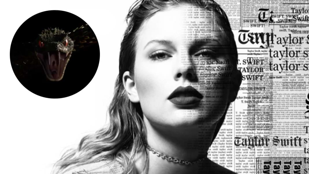 Taylor Swift announces new album 'Reputation' out November 10