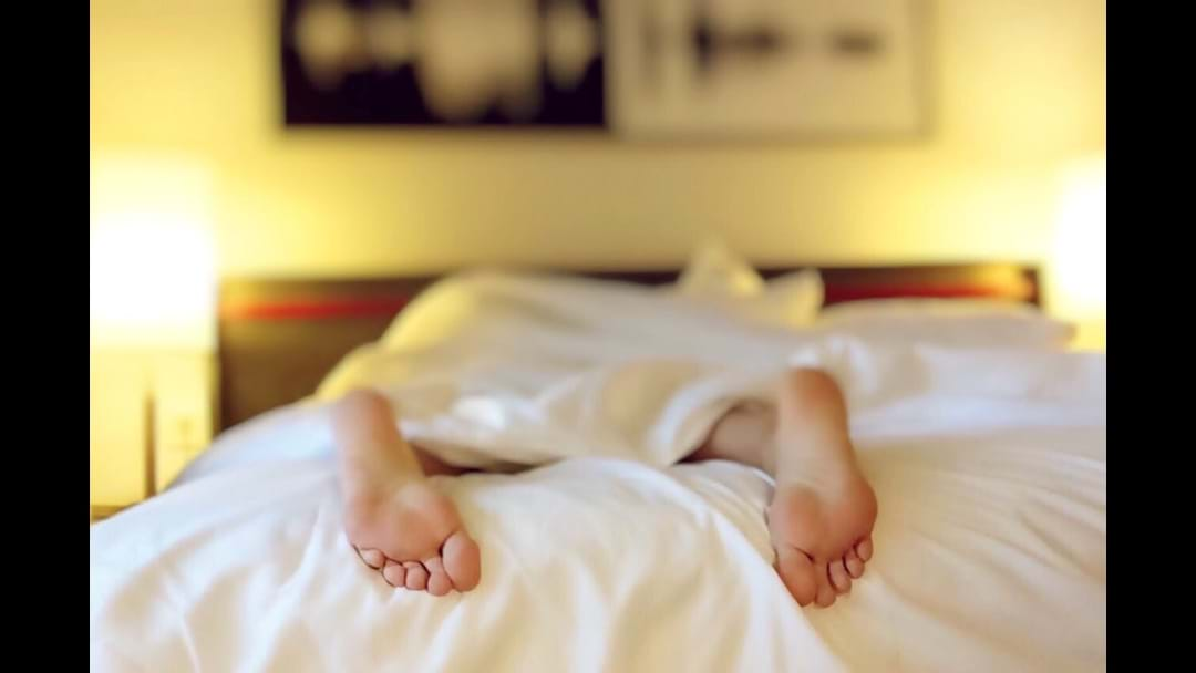 Can You Flick The Lights On In The Morning While Your Partner Is Still Asleep?