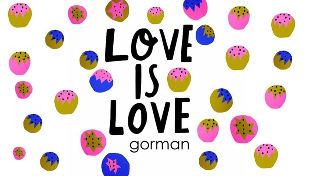 HOLD UP: Gorman Is Giving Away 5K Tees In Support Of Same-Sex Marriage!