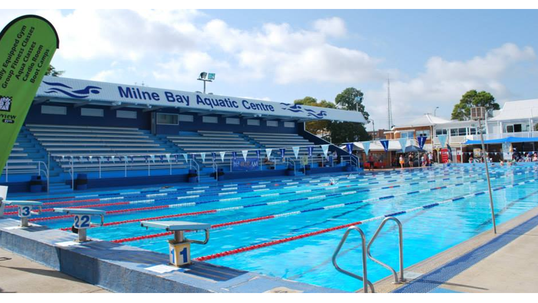 Milne Bay Pool to Reopen Early October