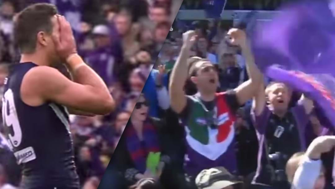 Counting Down Freo's Five Best Games At Domain Stadium