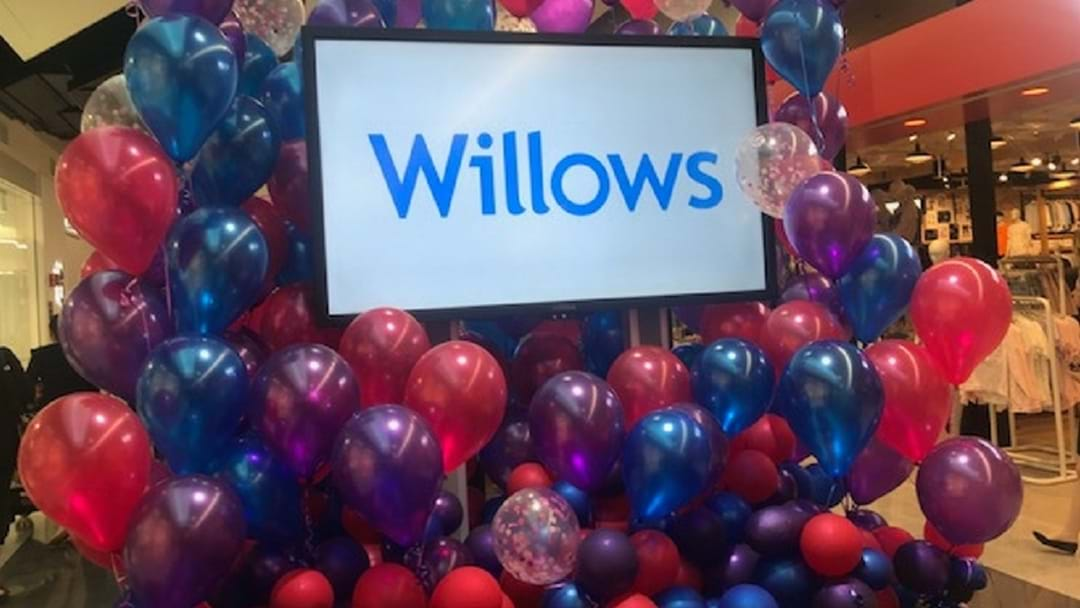 The New Willows Shopping Centre