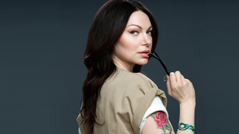 Article heading image for Orange Is The New Black's Laura Prepon Welcomes Baby Girl